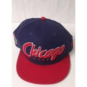 Chicago Cubs Snapback Hat M/L